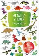 Cover-Bild zu Metallic-Sticker Dinosaurier