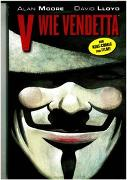 Cover-Bild zu Moore, Alan: V wie Vendetta