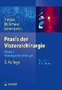 Cover-Bild zu Praxis der Viszeralchirurgie (eBook) von Rothmund, Matthias (Chefred.)