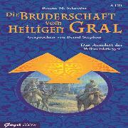 Cover-Bild zu Die Bruderschaft vom heiligen Gral - Das Amulett der Wüstenkrieger (Audio Download) von Schröder, Rainer M