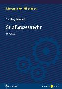 Cover-Bild zu Strafprozessrecht (eBook) von Swoboda, Sabine