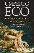 Cover-Bild zu Auf den Schultern von Riesen von Eco, Umberto