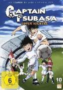 Cover-Bild zu Captain Tsubasa - Gesamtbox (Schausp.): Captain Tsubasa - Gesamtbox