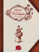 Cover-Bild zu Meine liebsten Rezepte - zum Eintragen