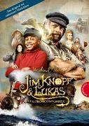 Cover-Bild zu Jim Knopf und Lukas der Lokomotivführer - Filmbuch von Ende, Michael