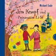 Cover-Bild zu Jim Knopf: Jim Knopf und Prinzessin Li Si von Ende, Michael