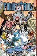 Cover-Bild zu Mashima, Hiro: Fairy Tail 21