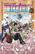 Cover-Bild zu Mashima, Hiro: Fairy Tail, Band 40