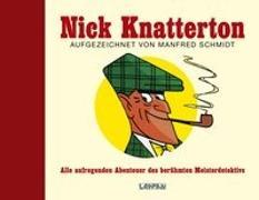 Cover-Bild zu Schmidt, Manfred: Nick Knatterton