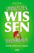 Cover-Bild zu Schmidt, Manfred: Unnützes Wissen Niederrhein