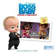 Cover-Bild zu Folge 4: Der Boss-Sitter (Das Original-Hörspiel zur TV-Serie) (Audio Download) von Sternberg, Susanne