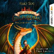 Cover-Bild zu Das Tribunal der Sieben Flammen - Die geheime Drachenschule, Teil 5 (Gekürzt) (Audio Download) von Skye, Emily