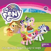 Cover-Bild zu Folge 19: Großes Theater / Die Geschichte von Ponyville (Das Original-Hörspiel zur TV-Serie) (Audio Download) von Strunck, Angela