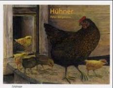 Cover-Bild zu Hühner von Bergmann, Peter