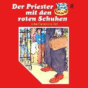 Cover-Bild zu Pizzabande, Folge 8: Der Priester mit den roten Schuhen (oder Ferien im Zelt) (Audio Download) von Caspari, Tina