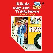 Cover-Bild zu Pizzabande, Folge 6: Hände weg von Teddybären (oder Die Schmuggler) (Audio Download) von Kolnberger, Evelyne