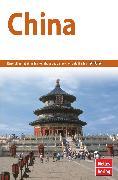Cover-Bild zu Nelles Guide Reiseführer China (eBook) von Fülling, Oliver