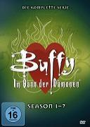 Cover-Bild zu Joss Whedon, James A. Contner, David Solomon, David Grossman, Michael Gershman (Reg.): Buffy - Im Bann der Dämonen - Komplettbox Staffel 1-7