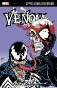 Cover-Bild zu DeFalco, Tom: Venom Epic Collection: Symbiosis