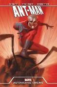 Cover-Bild zu Defalco, Tom (Ausw.): Ant-Man: Astonishing Origins
