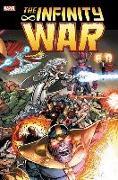 Cover-Bild zu Starlin, Jim: Infinity War Omnibus