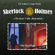 Cover-Bild zu Sherlock Holmes, Die alten Fälle (Reloaded), Fall 21: Der Bucklige (Audio Download) von Doyle, Arthur Conan