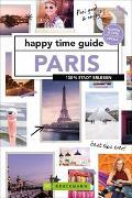 Cover-Bild zu happy time guide Paris von Nieman, Roosje