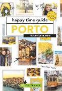Cover-Bild zu happy time guide Porto von Oskam, Pierre