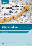 Cover-Bild zu Allgemeinbildung von Berufsbildungszentrum Weinfelden
