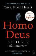 Cover-Bild zu Harari, Yuval Noah: Homo Deus