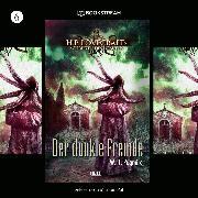 Cover-Bild zu H. P. Lovecrafts Schriften des Grauens, Folge 6: Der dunkle Fremde (Ungekürzt) (Audio Download) von Lovecraft, H. P.