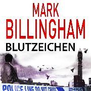 Cover-Bild zu Blutzeichen (Audio Download) von Billingham, Mark