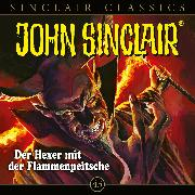 Cover-Bild zu John Sinclair, Classics, Folge 43: Der Hexer mit der Flammenpeitsche (Audio Download) von Dark, Jason
