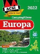 Cover-Bild zu ACSI: ACSI Campingführer Europa 2022