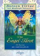Cover-Bild zu Das Engel-Tarot von Virtue, Doreen
