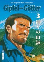 Cover-Bild zu Taniguchi, Jiro: Gipfel der Götter 03