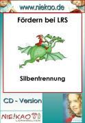 Cover-Bild zu Fördern bei LRS - Wendekarten zur Silbentrennung (eBook) von Kiel, Steffi