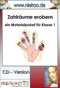 Cover-Bild zu Zahlräume erobern - ein buntes Materialpaket für Kl. 1 (eBook) von Kiel, Steffi