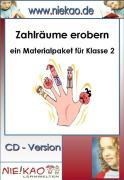 Cover-Bild zu Zahlräume erobern - ein Materialpaket für Klasse 2 (eBook) von Kiel, Steffi