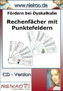 Cover-Bild zu Fördern bei Dyskalkulie Rechenfächer mit Punktefeldern (eBook) von Kiel, Steffi