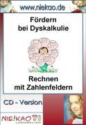 Cover-Bild zu Fördern bei Dyskalkulie Rechnen mit Zahlenfeldern (eBook) von Kiel, Steffi
