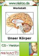 """Cover-Bild zu Werkstatt """"Unser Körper"""" - kooperatives Lernen (eBook) von Kiel, Steffi"""
