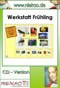 """Cover-Bild zu Werkstatt """"Frühling"""" - kooperatives Lernen (eBook) von Kiel, Steffi"""
