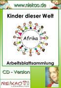 Cover-Bild zu Sachunterricht - Kinder dieser Welt - Afrika (eBook) von Kiel, Steffi