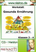 """Cover-Bild zu Werkstatt """"Gesunde Ernährung"""" - kooperatives Lernen (eBook) von Kiel, Steffi"""