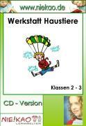 """Cover-Bild zu Werkstatt """"Haustiere"""" kooperatives Lernen (eBook) von Kiel, Steffi"""