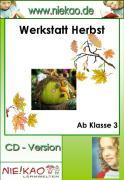 """Cover-Bild zu Werkstatt """"Herbst"""" - kooperatives Lernen (eBook) von Kiel, Steffi"""