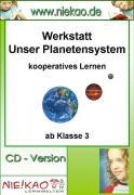 """Cover-Bild zu Werkstatt """"Unser Planetensystem"""" - kooperatives Lernen (eBook) von Kiel, Steffi"""