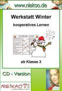 """Cover-Bild zu Werkstatt """"Winter"""" - kooperatives Lernen (eBook) von Kiel, Steffi"""