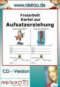 Cover-Bild zu Freiarbeit - Kartei zur Aufsatzerziehung (eBook) von Kiel, Steffi